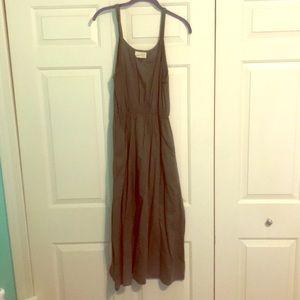 Universal thread midi dress - worn once